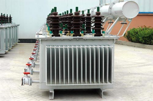 Non-crystal Amorphous Alloy Transformer